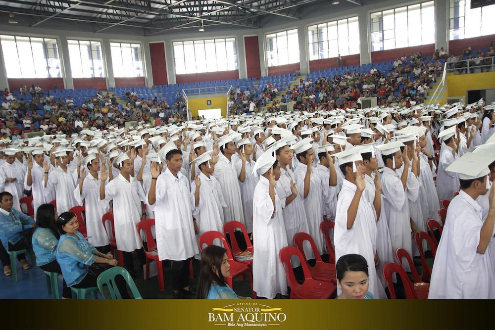 The best gift to Filipino graduates