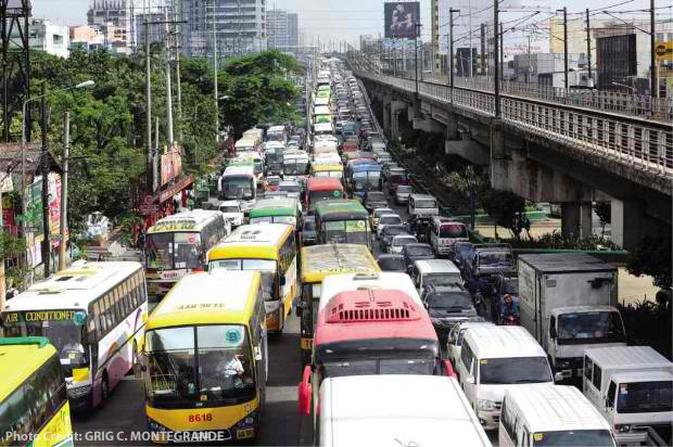 The truth about Metro Manila traffic