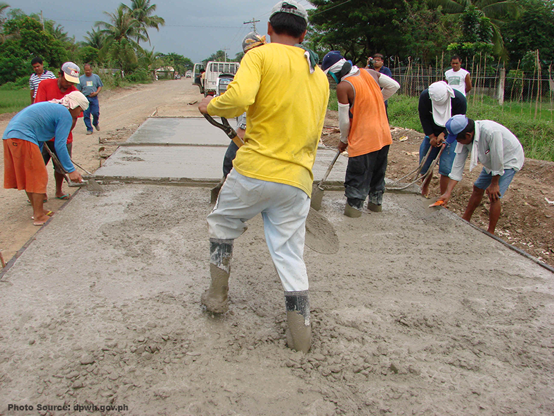 Bam Pushes for Work for Rural Poor