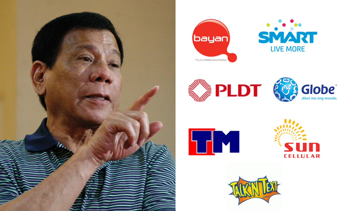 Sen. Bam: Competition law to help Duterte improve PH Internet