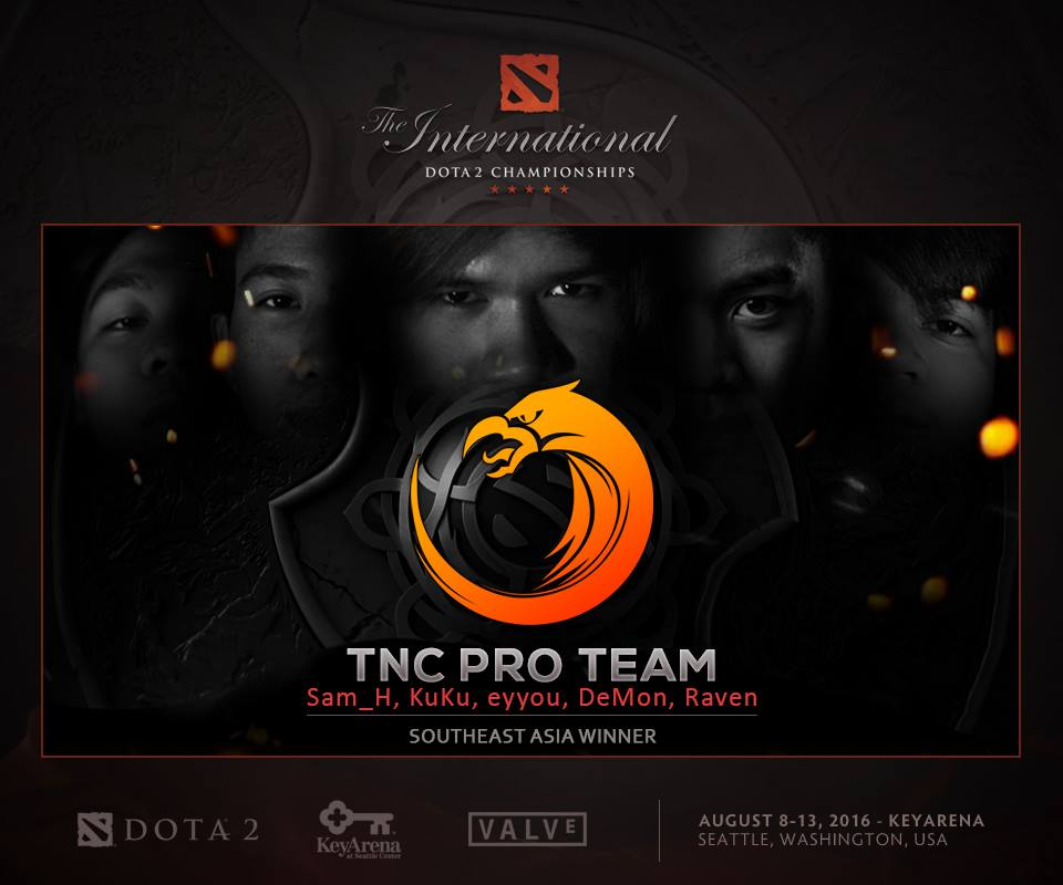 Bam congratulates Filipino Dota 2 team for making it to 'The International'