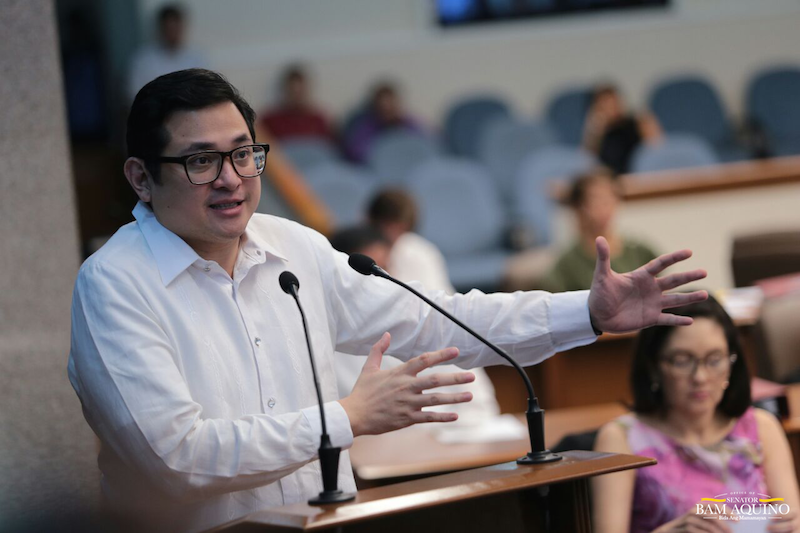 Sen. Bam: Senate's duty to ensure that Tax Reform Package does not raise prices of goods