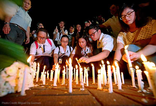 Sen. Bam: From streets to fraternities, culture of violence must end
