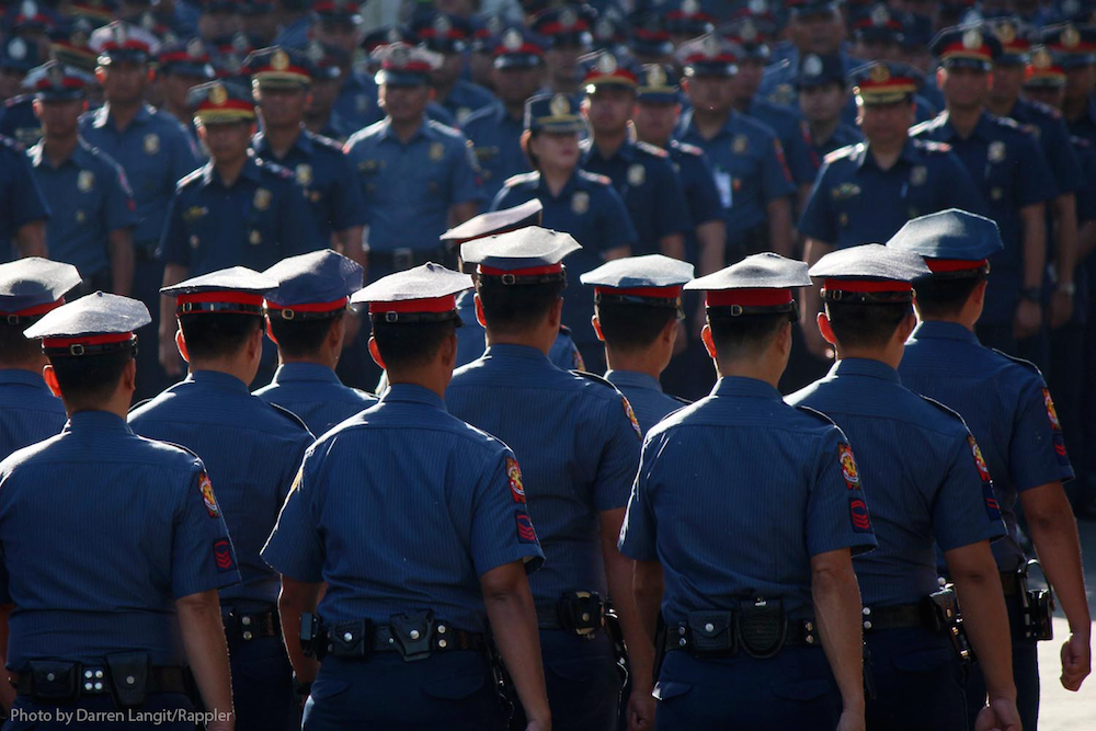Bam questions PNP: Why are scalawags still in service?