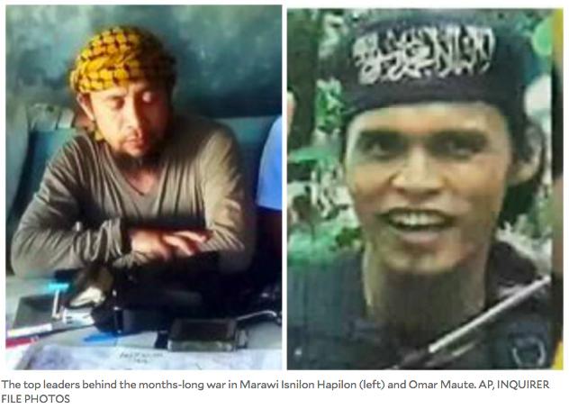 Sen. Bam Aquino on Marawi City and the Death of Isnilon Hapilon and Omar Maute