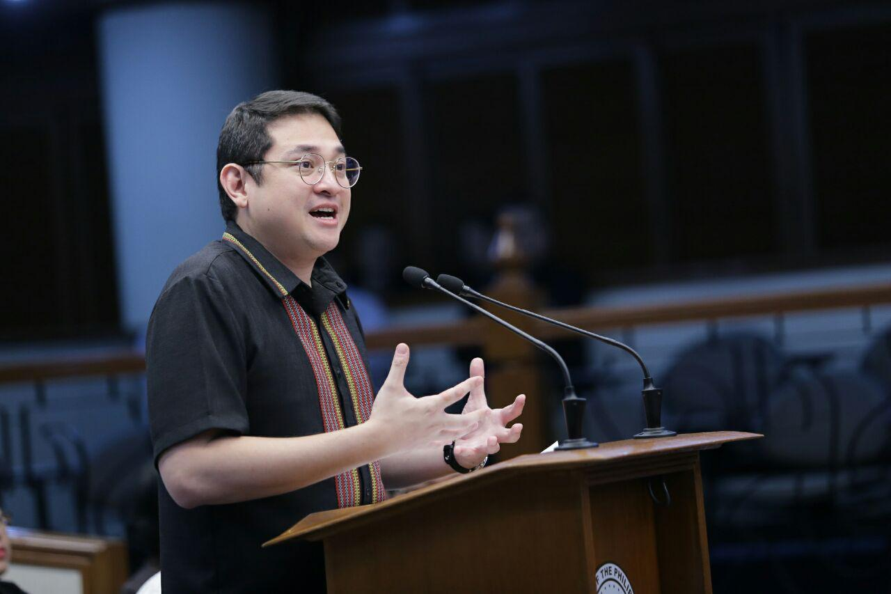 Sen. Bam: 2019 elections, essential to our democracy