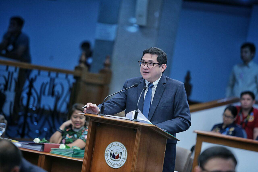 Sen. Bam rallies Senate to support full, immediate implementation of free college