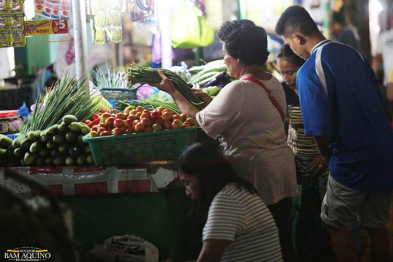 Sen. Bam: Tama na ang debate sa TRAIN, aksiyunan ang matinding inflation