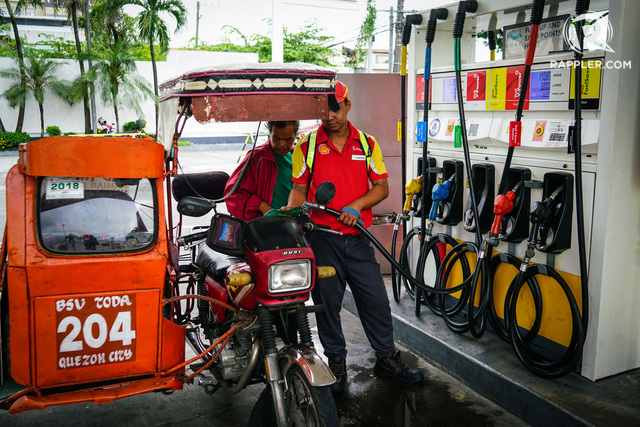 Sen. Bam appeals to Malacanang: Suspend excise tax on fuel ahead of latest oil price increase