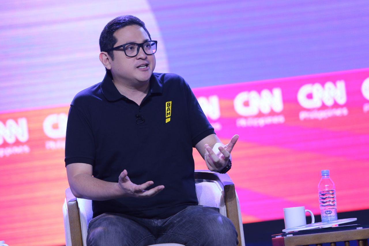 Sen. Bam: No to secret deals with China, put Filipinos first
