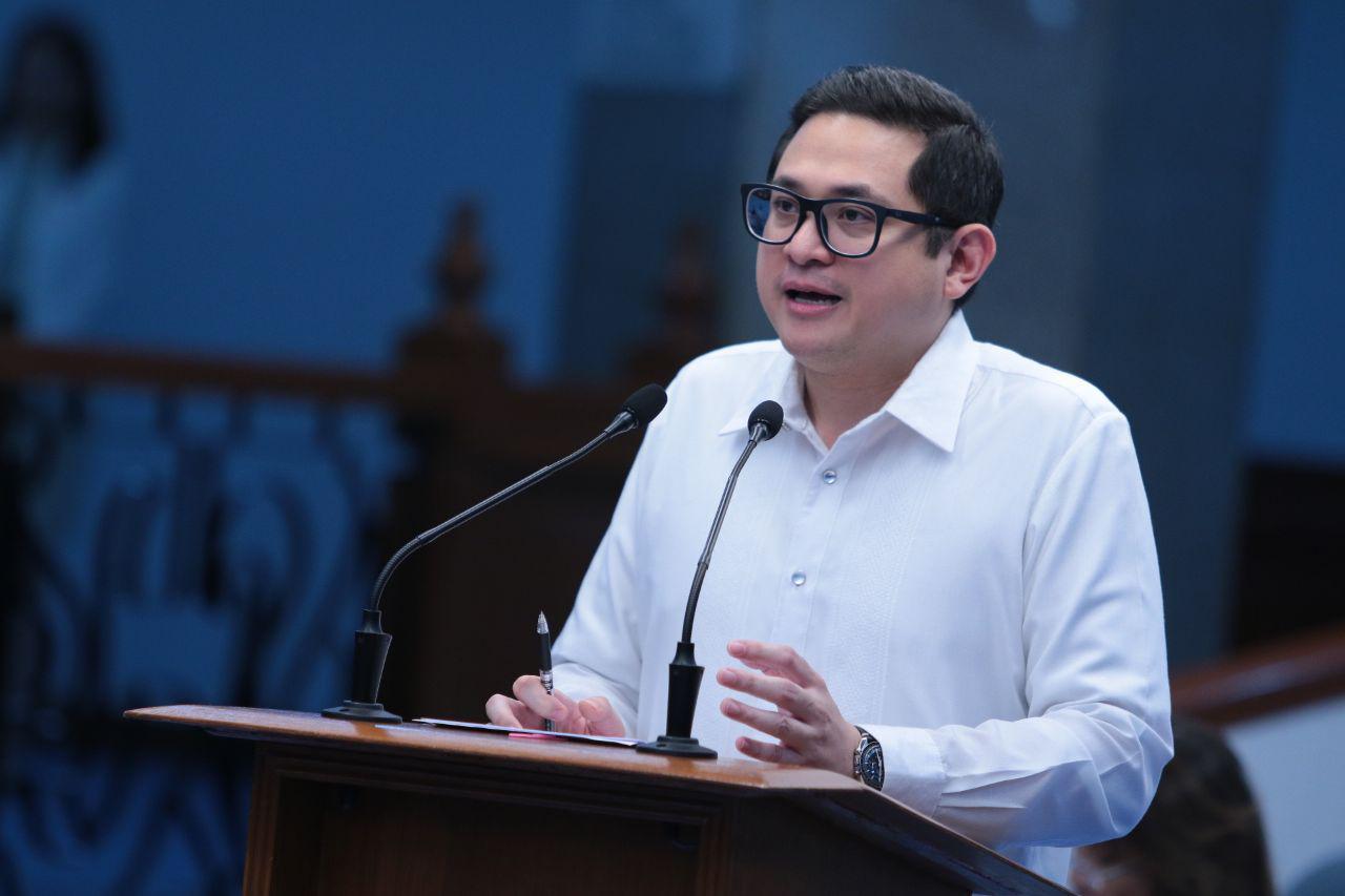 Sen. Bam's Privilege Speech on China issues