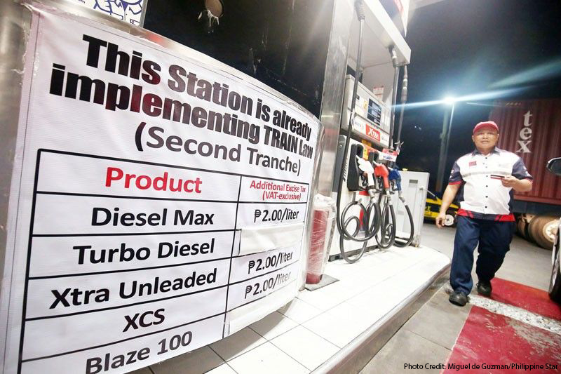 Sen. Bam renews call to suspend excise tax on fuel after big-time oil price hike