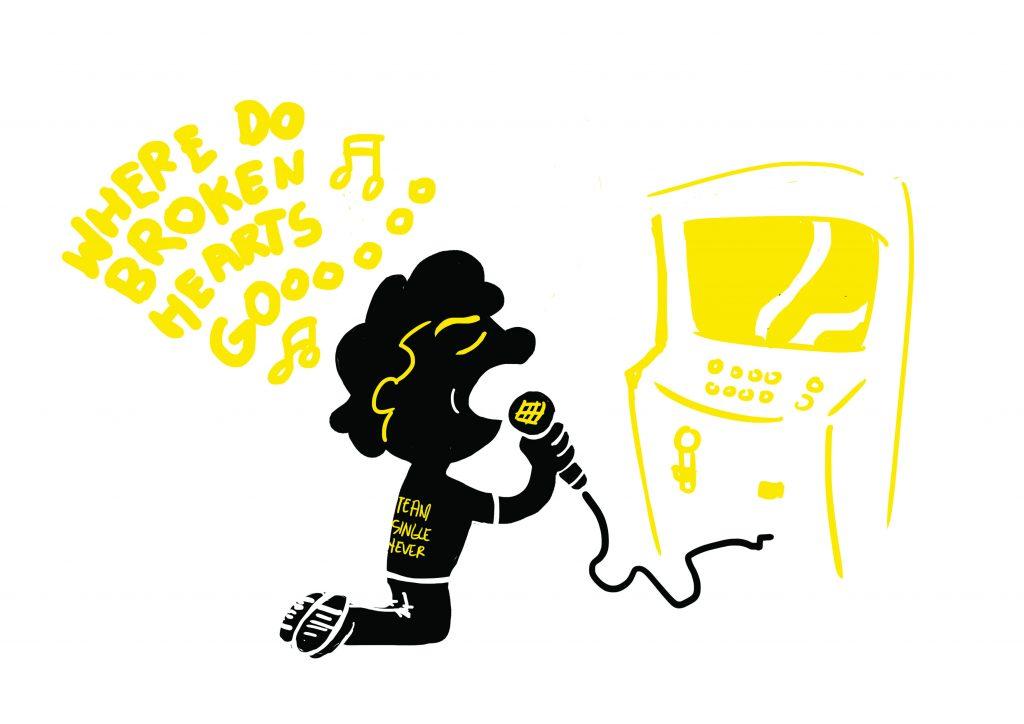 1 karaoke